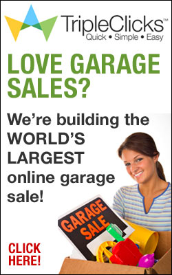 garage sale penny auctions online!